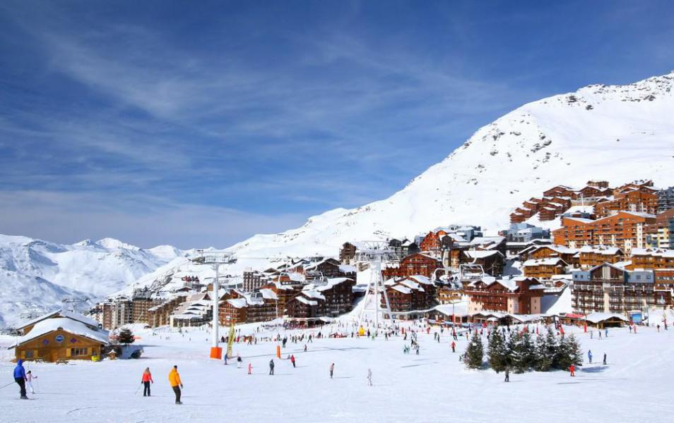Vacances en montagne Studio 2 personnes (125) - Résidence Roche Blanche - Val Thorens