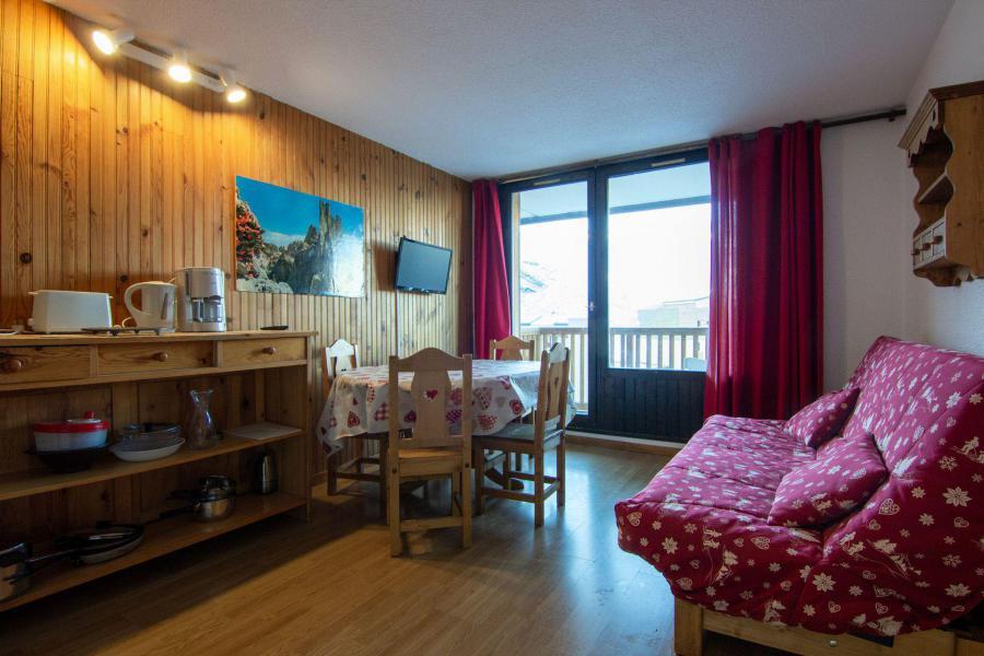 Vacances en montagne Appartement 3 pièces 6 personnes (72) - Résidence Roche Blanche - Val Thorens - Canapé