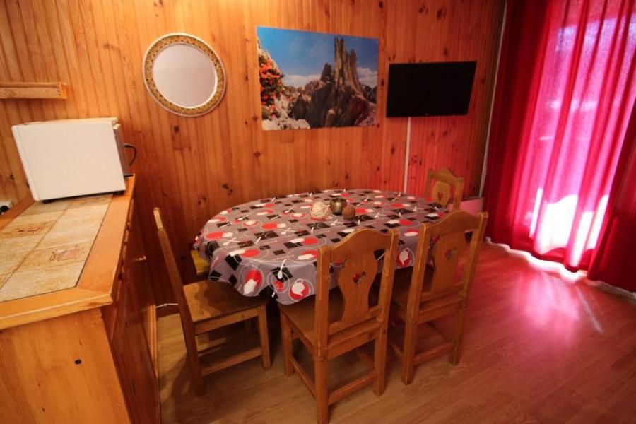 Vacances en montagne Appartement 3 pièces 6 personnes (72) - Résidence Roche Blanche - Val Thorens - Lits superposés