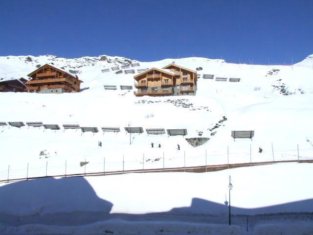 Vacances en montagne Studio 2 personnes (124) - Résidence Roche Blanche - Val Thorens - Table