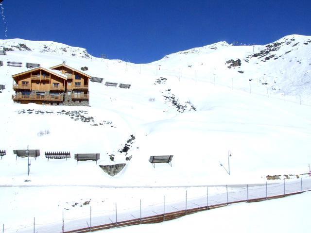 Vacances en montagne Studio 4 personnes (82) - Résidence Roche Blanche - Val Thorens - Lavabo