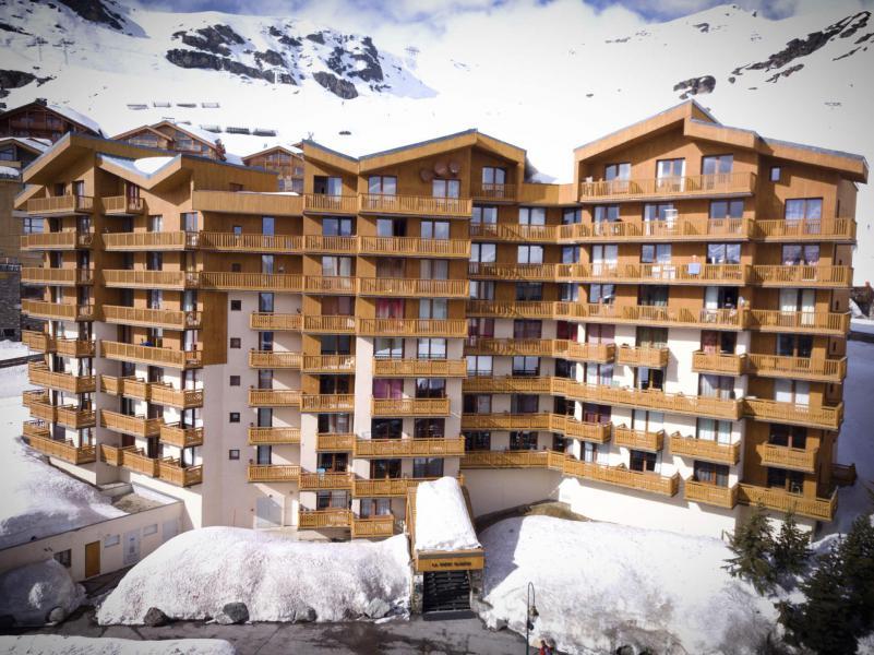 Vacances en montagne Studio coin montagne 4 personnes (63) - Résidence Roche Blanche - Val Thorens - Douche