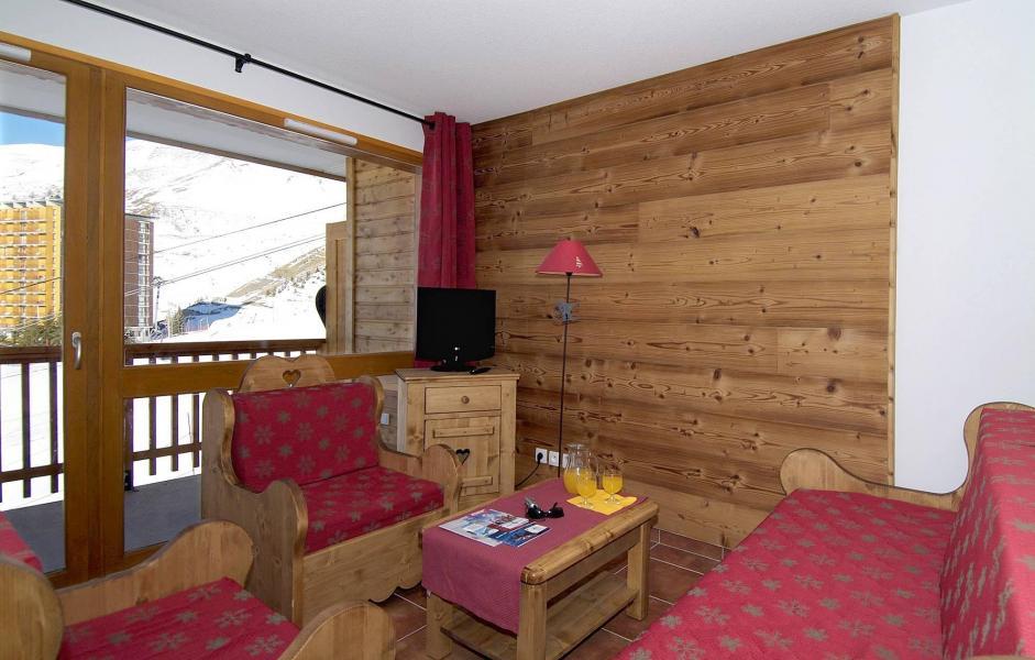 Vakantie in de bergen Résidence Rochebrune - Orcières Merlette 1850 - Sofa