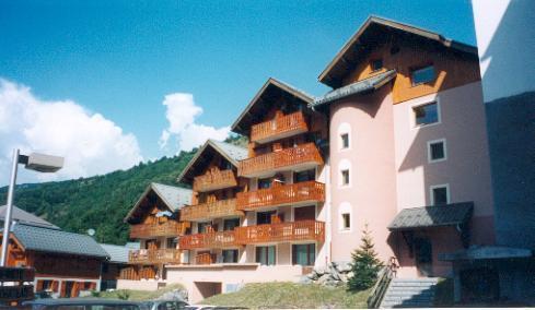 Аренда на лыжном курорте Résidence Rochechateau - Valloire - летом под открытым небом