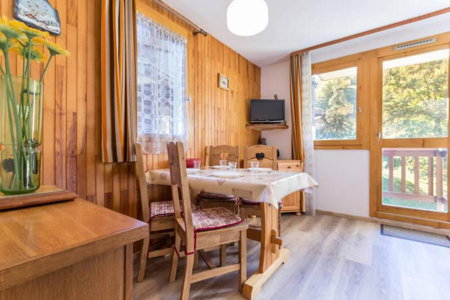 Holiday in mountain resort 2 room apartment 5 people (MTVN-RTE06) - Résidence Rochette - Montchavin - La Plagne