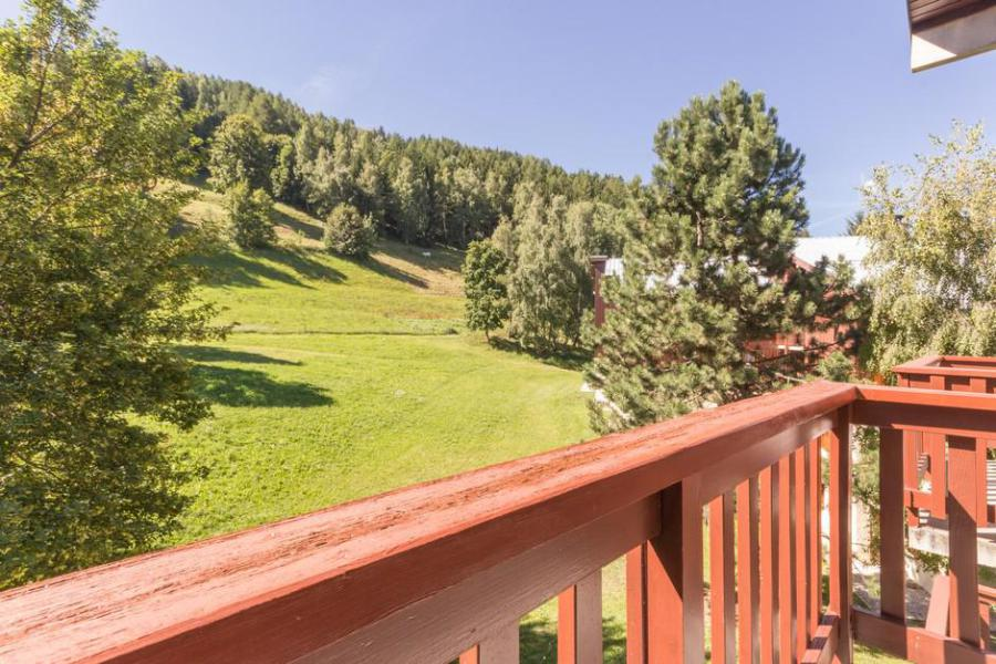 Holiday in mountain resort 2 room apartment 5 people (RTE13) - Résidence Rochette - Montchavin La Plagne - Summer outside