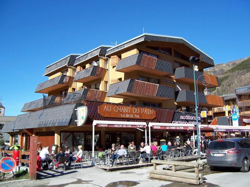 Location au ski Residence Rochevert - Valloire - Extérieur été