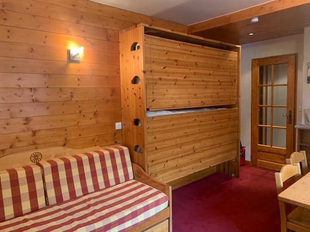 Vacances en montagne Studio 3 personnes (13BR) - Résidence Rogoney - les Bleuets - Val d'Isère
