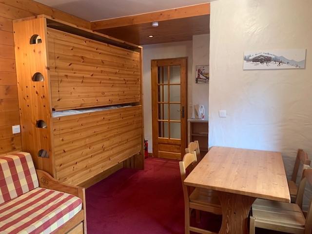 Vacances en montagne Studio 3 personnes (13BR) - Résidence Rogoney - les Bleuets - Val d'Isère - Séjour