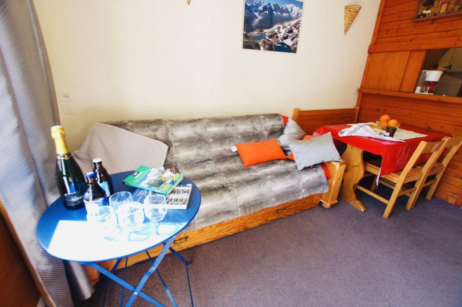 Каникулы в горах Квартира студия кабина для 4 чел. (180CL) - Résidence Rond Point des Pistes - Tignes