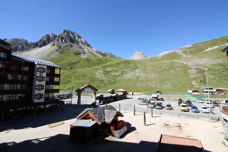 Каникулы в горах Квартира студия кабина для 4 чел. (106CL) - Résidence Rond Point des Pistes - Tignes