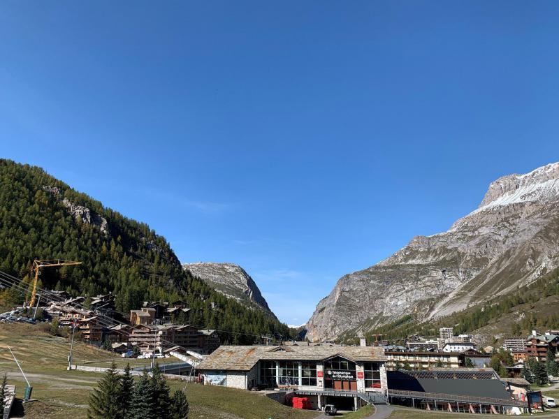 Wakacje w górach Apartament 4 pokojowy 6 osób (24R) - Résidence Rond-Point des Pistes I - Val d'Isère - Na zewnątrz latem