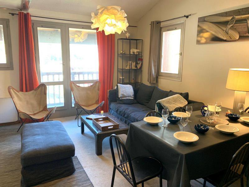 Wakacje w górach Apartament 4 pokojowy 6 osób (24R) - Résidence Rond-Point des Pistes I - Val d'Isère - Pokój gościnny