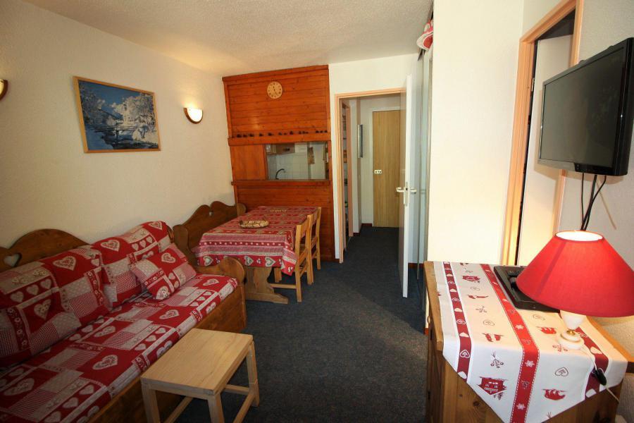 Каникулы в горах Квартира студия кабина для 4 чел. (106CL) - Résidence Rond Point des Pistes - Tignes - Салон