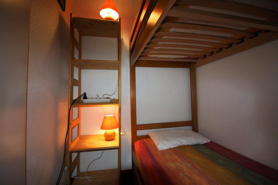 Каникулы в горах Квартира студия кабина для 4 чел. (106CL) - Résidence Rond Point des Pistes - Tignes - Банкетка выдвижная кровать