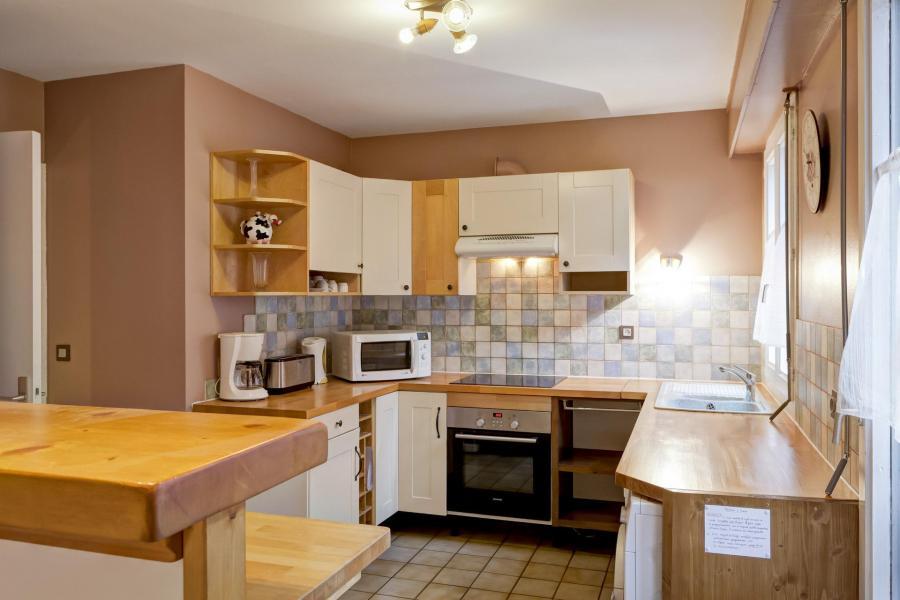 Vacances en montagne Appartement 3 pièces 6 personnes (21) - Résidence Roseland - Brides Les Bains - Réception
