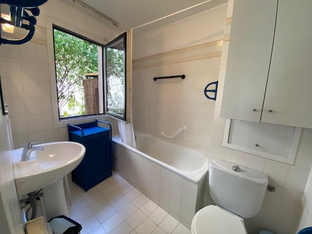 Аренда на лыжном курорте Квартира студия для 2 чел. (RDA15) - Résidence Roseland - Brides Les Bains - летом под открытым небом