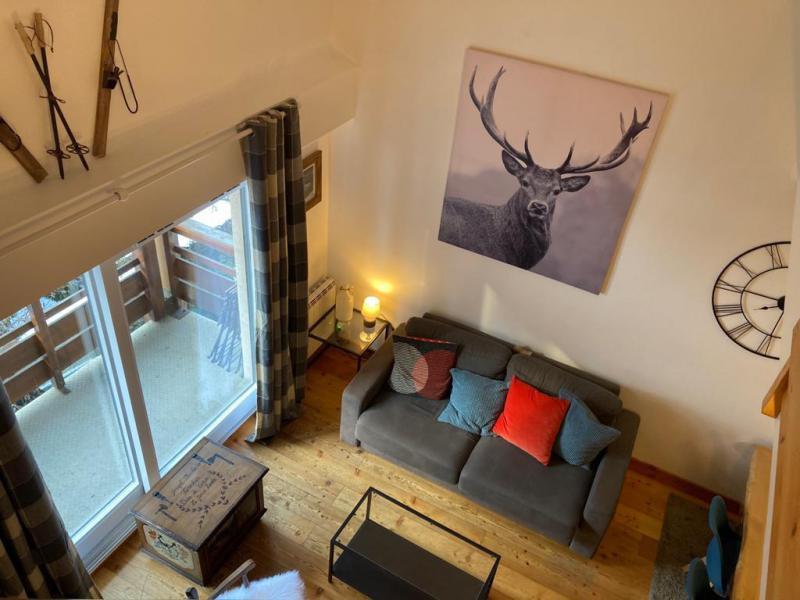 Vacances en montagne Appartement duplex 3 pièces 7 personnes (RDB31) - Résidence Roseland - Brides Les Bains