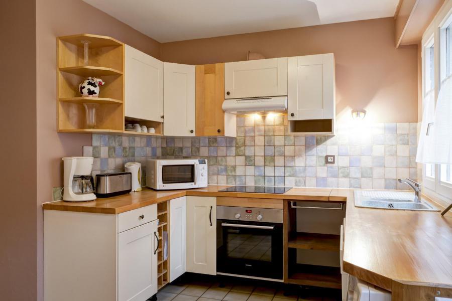 Vacances en montagne Appartement 3 pièces 6 personnes (21) - Résidence Roseland - Brides Les Bains - Cuisine