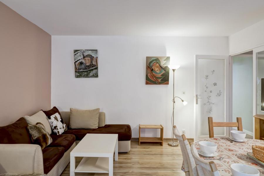 Vacances en montagne Appartement 3 pièces 6 personnes (21) - Résidence Roseland - Brides Les Bains - Séjour