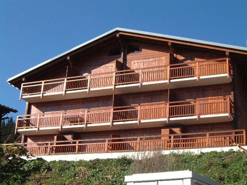 Vacaciones en montaña Résidence Roselend - Les Saisies - Verano