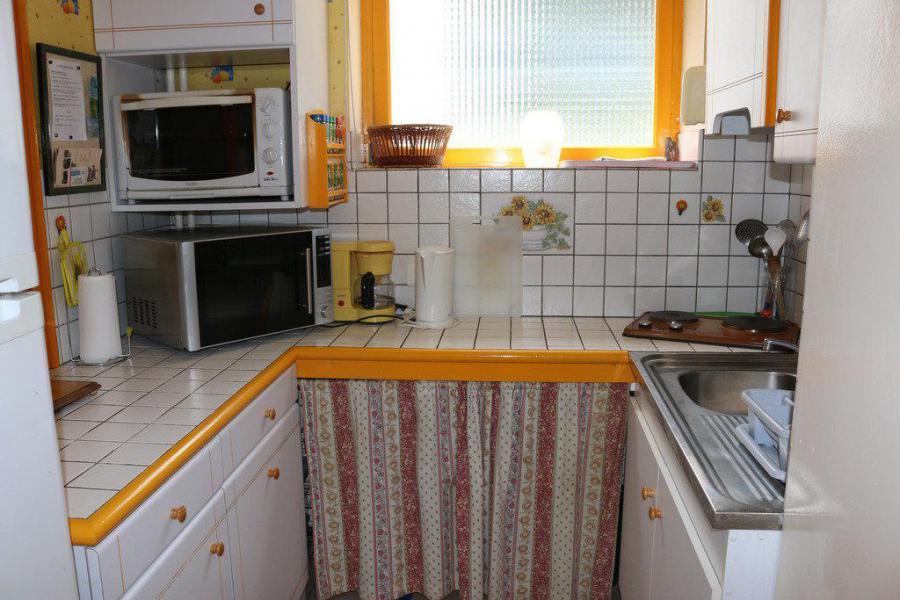 Vacances en montagne Appartement 2 pièces 4 personnes (401) - Résidence Royal - Brides Les Bains - Logement