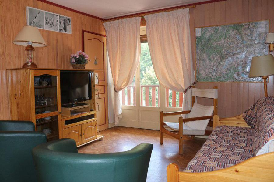 Vacances en montagne Appartement 2 pièces 4 personnes (401) - Résidence Royal - Brides Les Bains - Séjour