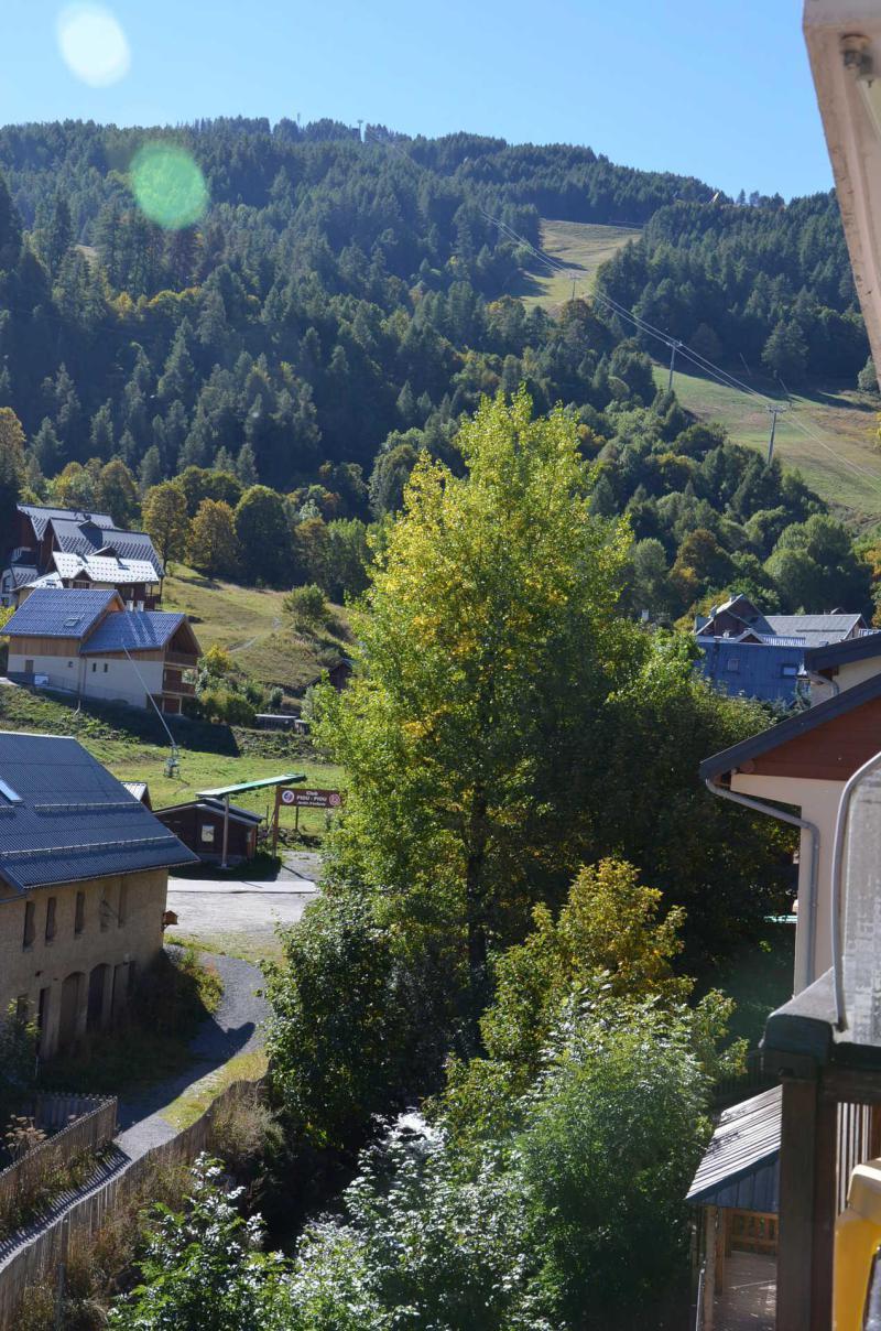 Аренда на лыжном курорте Квартира студия для 4 чел. (17) - Résidence Royal Neige - Valloire - летом под открытым небом