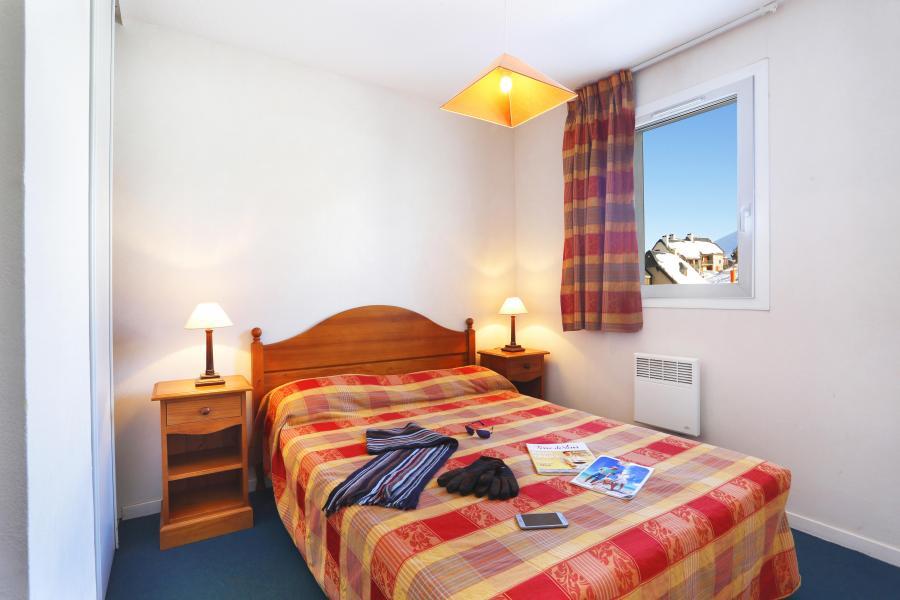 Urlaub in den Bergen Résidence Royal Peyragudes - Peyragudes - Doppelbett