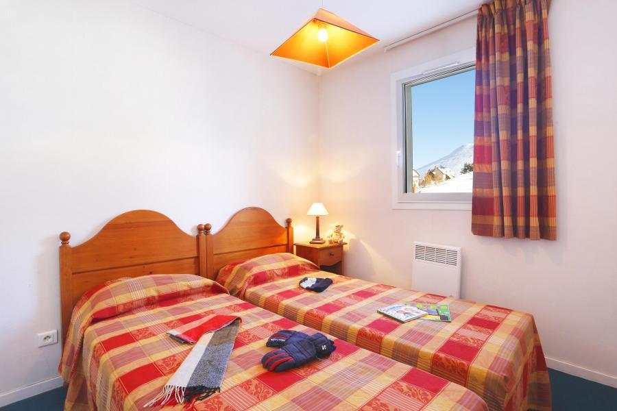Urlaub in den Bergen Résidence Royal Peyragudes - Peyragudes - Einzelbett