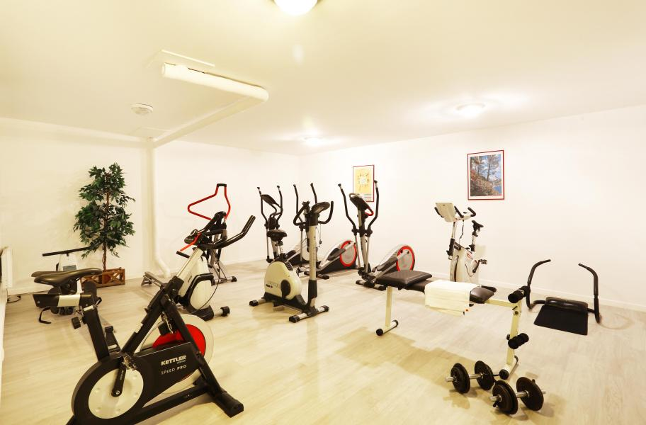 Vacances en montagne Résidence Royal Peyragudes - Peyragudes - Espace fitness