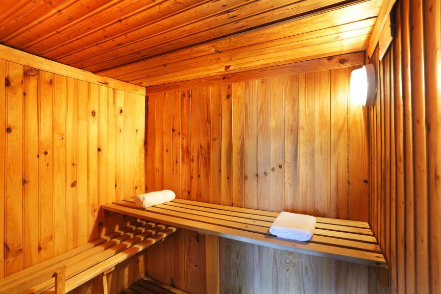 Vacances en montagne Résidence Royal Peyragudes - Peyragudes - Sauna