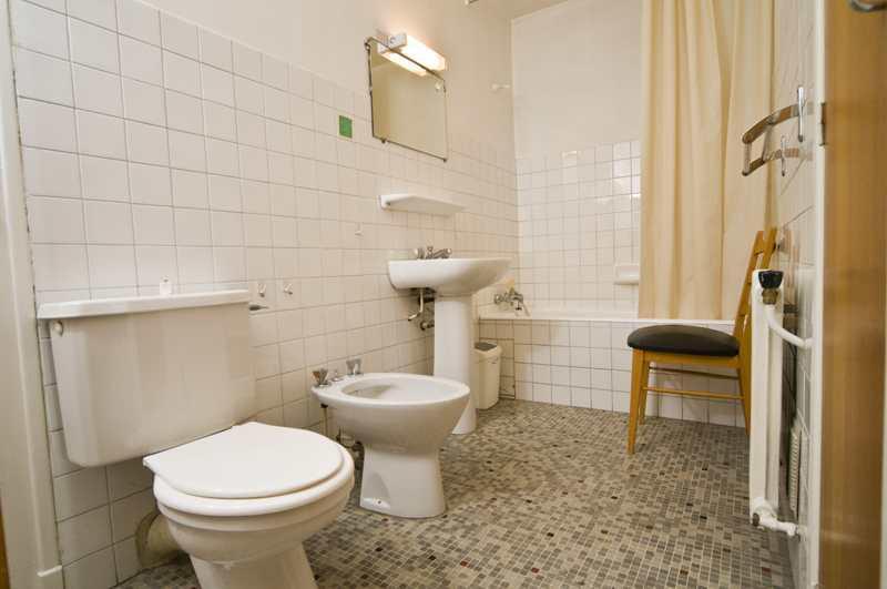 Vacances en montagne Studio 2 personnes (215) - Résidence Royal - Brides Les Bains - Salle de bains