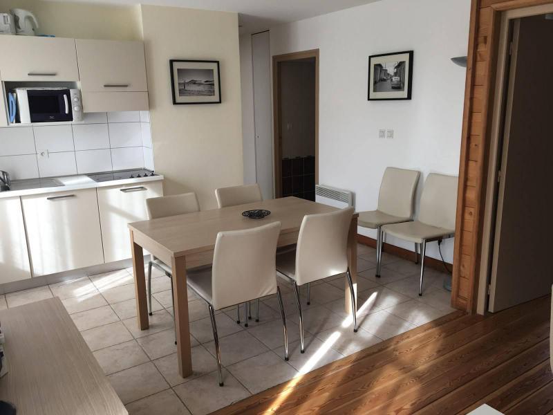Wakacje w górach Apartament 3 pokojowy 6 osób (MORCEA) - Résidence Rue Morand - Serre Chevalier - Zakwaterowanie