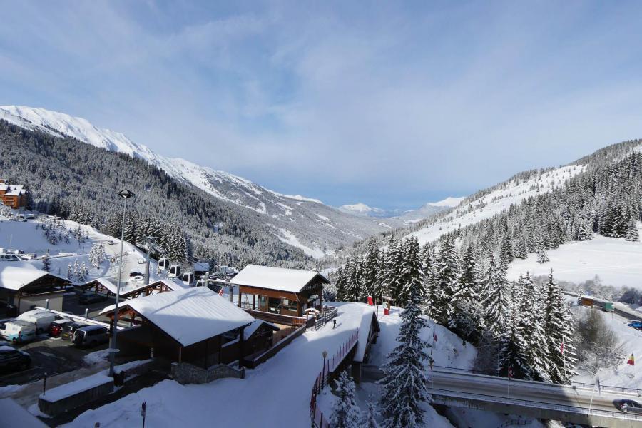 Vacances en montagne Studio 2 personnes (410) - Résidence Ruitor - Méribel-Mottaret