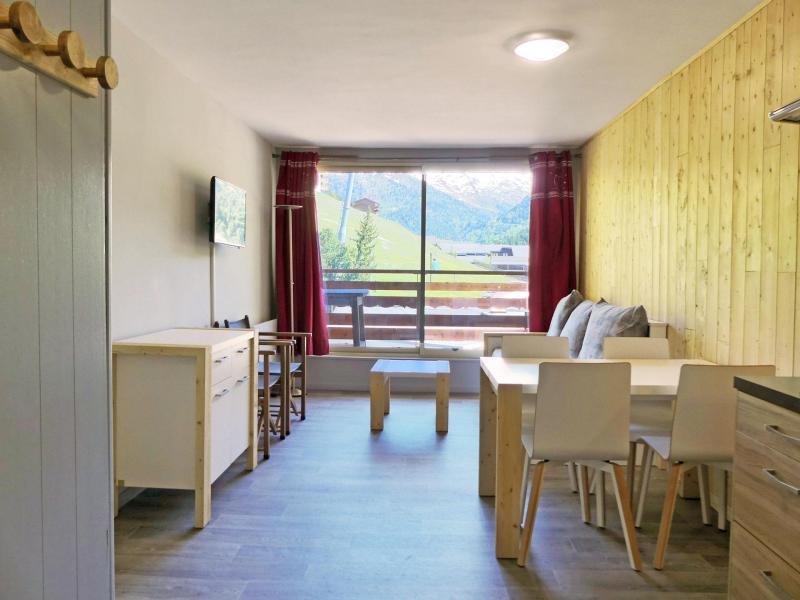 Vacances en montagne Appartement 2 pièces 4 personnes (307) - Résidence Ruitor - Méribel-Mottaret - Séjour