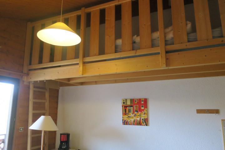 Wakacje w górach Apartament 3 pokojowy 6 osób (B16) - Résidence Sabaudia - Châtel - Pokój gościnny