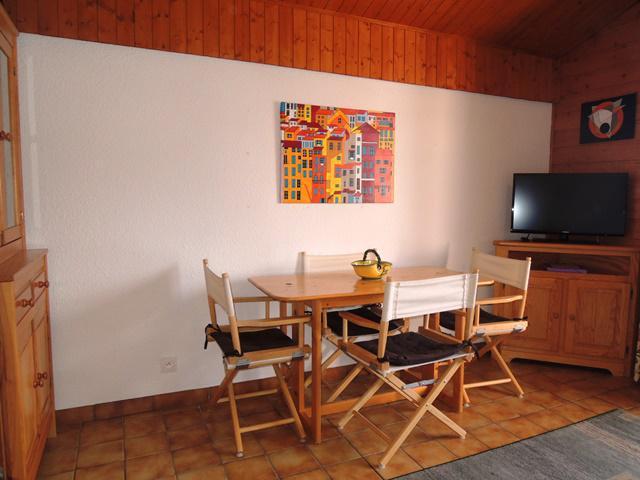 Wakacje w górach Apartament 3 pokojowy 6 osób (B16) - Résidence Sabaudia - Châtel - Stołem