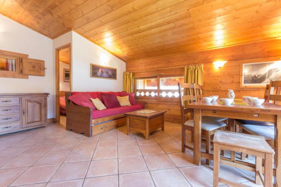 Vakantie in de bergen Appartement 4 kamers 7 personen (A25) - Résidence Saint Bernard - Les Arcs