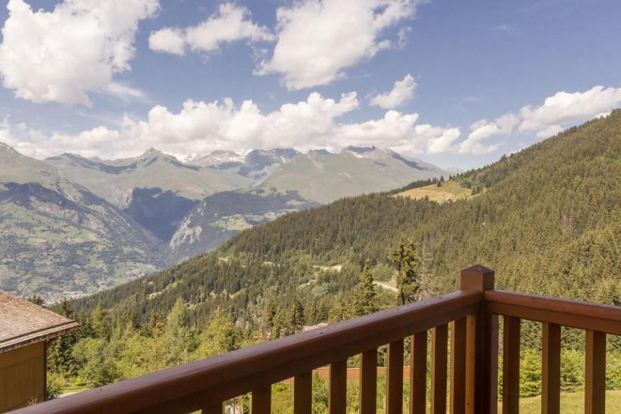 Vakantie in de bergen Appartement 3 kamers 6 personen (B11) - Résidence Saint Bernard - Les Arcs