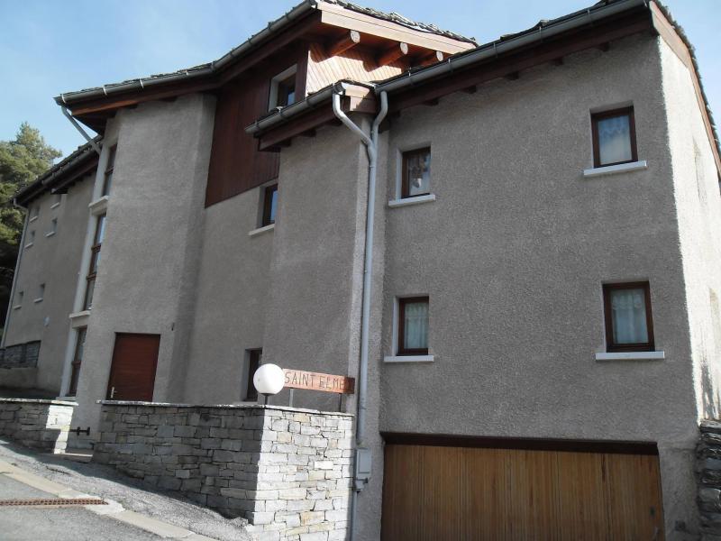 Wynajem na narty Résidence Saint Elme 2 - Val Cenis - Na zewnątrz latem