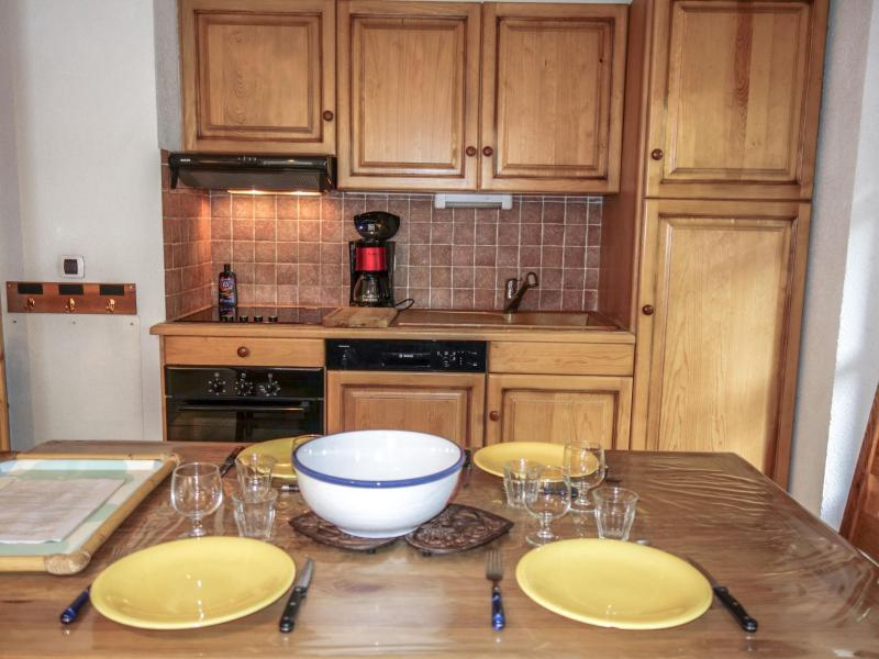 Holiday in mountain resort 3 room apartment 4 people (1) - Résidence Saint Gervais - Saint Gervais - Accommodation