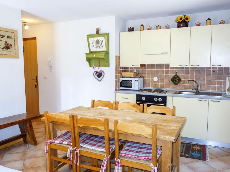 Holiday in mountain resort 3 room apartment 6 people (6) - Résidence Saint Gervais - Saint Gervais - Accommodation