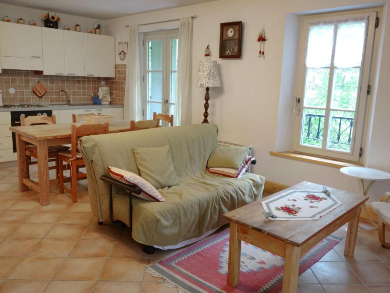 Holiday in mountain resort 3 room apartment 6 people (6) - Résidence Saint Gervais - Saint Gervais - Summer outside