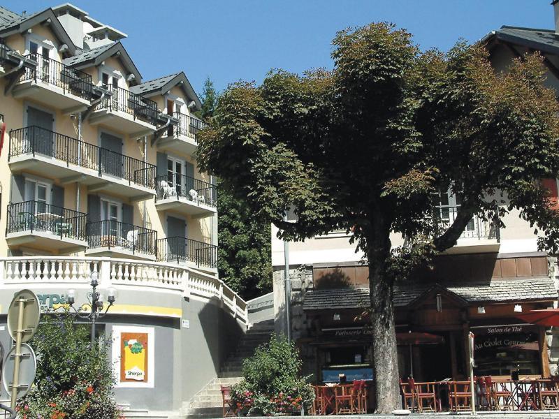 Vakantie in de bergen Résidence Saint Gervais - Saint Gervais - Buiten zomer