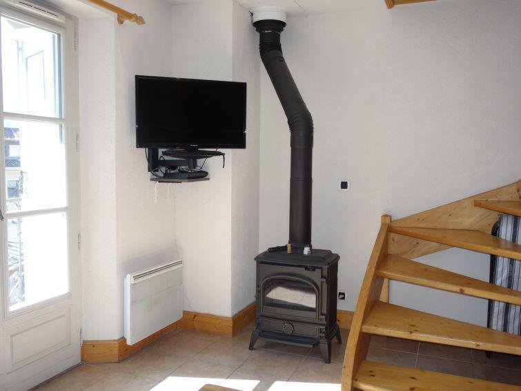 Vakantie in de bergen Appartement 3 kamers 5 personen (3) - Résidence Saint Gervais - Saint Gervais - Verblijf