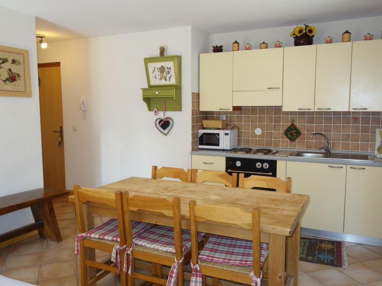 Vakantie in de bergen Appartement 3 kamers 6 personen (6) - Résidence Saint Gervais - Saint Gervais - Verblijf