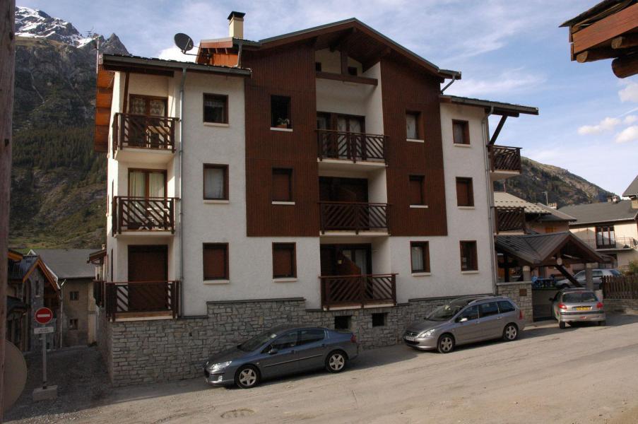 Location au ski Residence Sainte Catherine - Val Cenis - Extérieur été