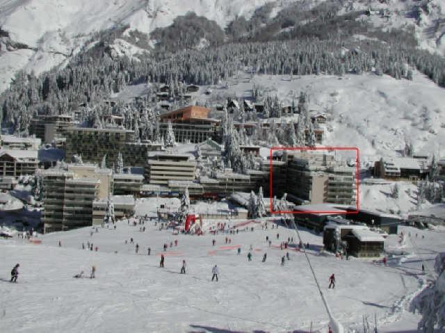 Holiday in mountain resort Résidence Sanctus - Gourette