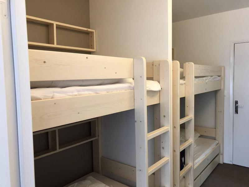 Holiday in mountain resort Studio sleeping corner 6 people (SAN153) - Résidence Sanctus - Gourette